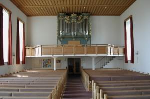 Gottesdienst im Rahmen des Kanzeltausches. Mit PredigGschicht für die Kinder @ Kirche Heimenschwand