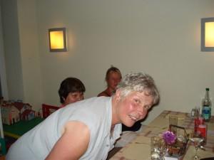 Mittagessen für Senioren im Gasthof Bären, Süderen. Der Frauenverein Buchholterberg-Wachseldorn lädt herzlich ein