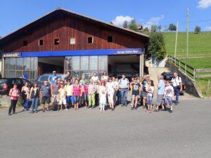 >>check-in @ Kirchgemeindehaus Heimenschwand