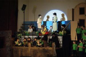 Abendgottesdienst mit dem Posaunenchor und Verabschiedungen und Neueinsetzungen aus/in Kirchgemeinderat und Mitarbeiterteam